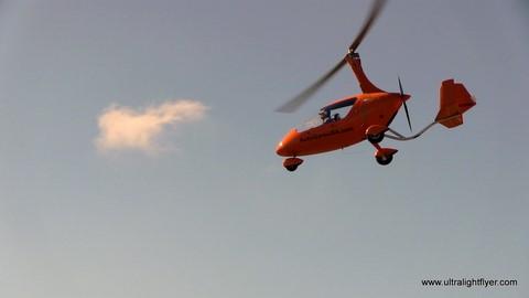 AutoGyro USA Gyrocopter experimental aircraft kit