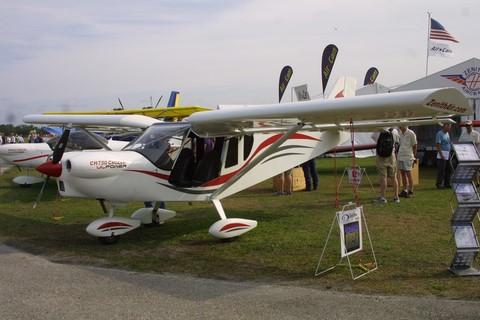 CH 750 Cruzer experimental amateurbuilt kit, Pilot Report by Dan
